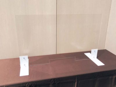 アクリルパネルで感染対策するなら埼玉イベント会社へ
